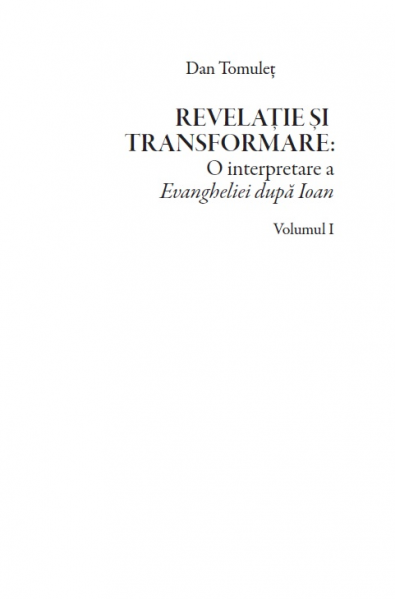 Revelație și transformare