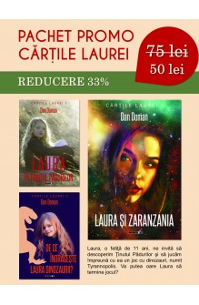 Pachet promo Cărțile Laurei