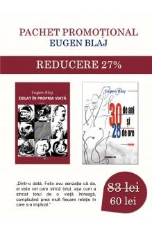 Pachet promoțional Eugen Blaj