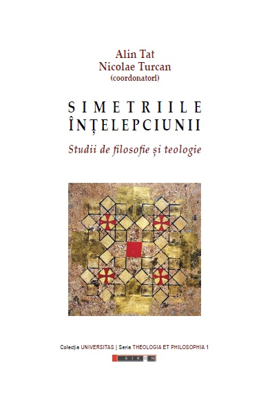 Simetriile înțelepciunii- Studii de de filosofie și teologie