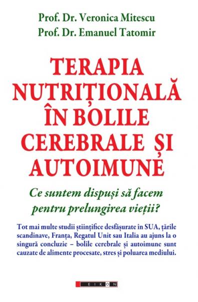 Terapia nutrițională în bolile cerebrale și autoimune