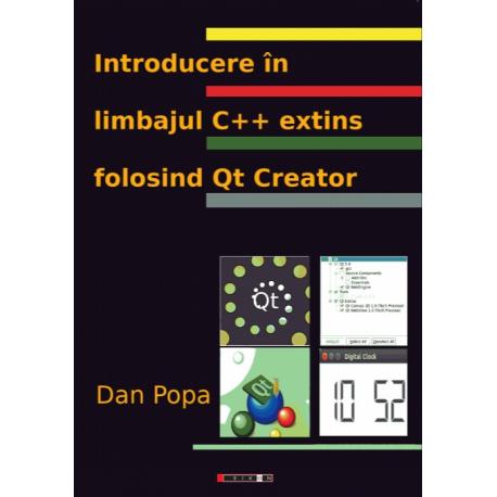 Introducere în limbajul C extins folosind Qt Creator